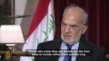 Talk to Al Jazeera - Al-Jaafari: No 'foreign military presence in Iraq'