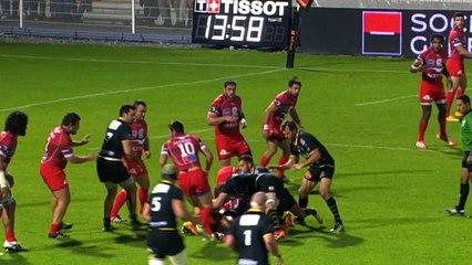 Retour sur La Rochelle - MHR : 01/11/2014