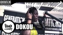 Dokou - Jeunesse Aveuglée (Live des studios de Generations)