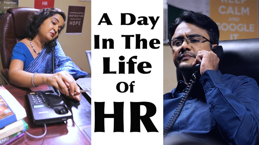A Day In The Life Of HR | Put Chutney