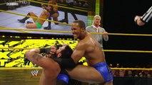WWE NXT: Byron Saxton vs. Conor O'Brian