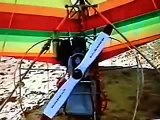 How to Make a Foot Launched Powered Hang Glider (FLPHG