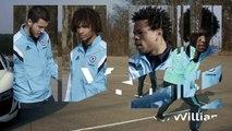 Chelsea FC:  Hazard, Rémy, Willian et Ake se disputent l'Audi Challenge