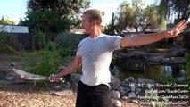 Choson Ninja (Bo-Staff tutorial series #1) video #138