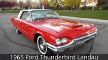 1965 Ford Thunderbird Landau - Ross's Valley Auto Sales - Boise, Idaho