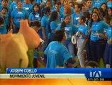Jóvenes de la Arquidiócesis de Guayaquil se preparan para la llegada del Papa
