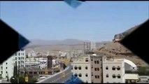 إنفجار هائل يهز صنعاء هو الأكبر منذ بداية عاصفة الحزم