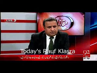 Check Out The New Look Of Rauf Klasra After Hair Transplant