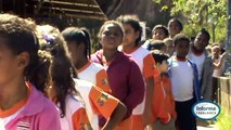 Teatro ambulante de bonecos percorre diversas escolas em Rio Bonito, no RJ