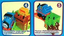 Thomas Tank Dark Side Knock Off Toys Ep3 TOMY Big Loader Clone