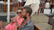 FashionTV -Beach Party at the Blue Marlin Club, Ibiza with Hofit Golan + Michael Lillelund _ FashionTV PARTIES