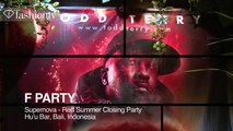 FashionTV -F Party at Hu'u Bar Supernova - Red Summer Party ft DJ Todd Terry in Bali _ FashionTV PARTIES