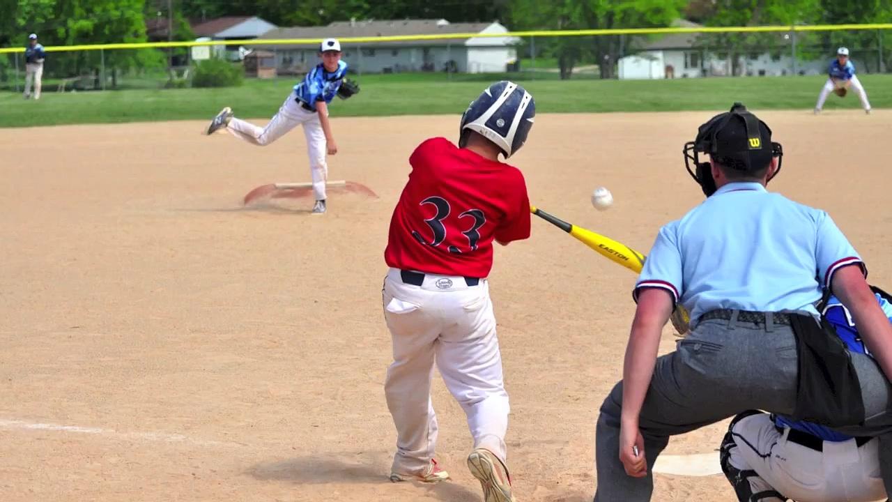 Baseball Highlights 2014 Johnny Herrman