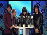 Ramones - Rock n' Roll Hall Of Fame Induction (March 2002)