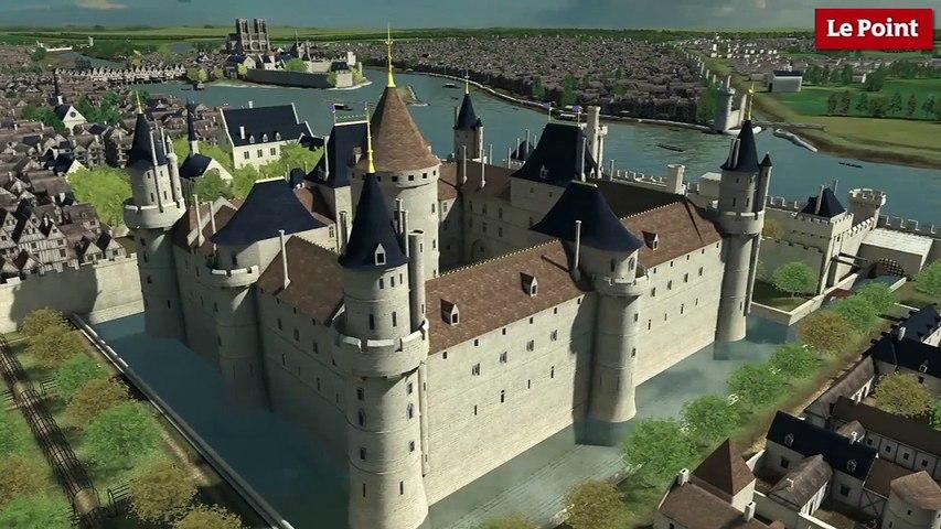 Visite interdite du Louvre #1 : à la découverte de la forteresse primitive.