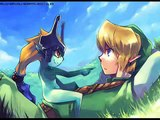 Loz- Midna and Link- Pretty Baby