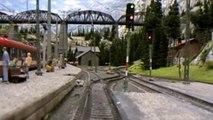 Zugfahrt: Zahnradbahn Österreich / Cogwheel ride in Austria / Miniatur Wunderland Hamburg