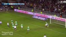 Ronaldo & Zidane amazing combination and Goal Ronaldo & Zidane Friends vs Saint Etienne All Stars