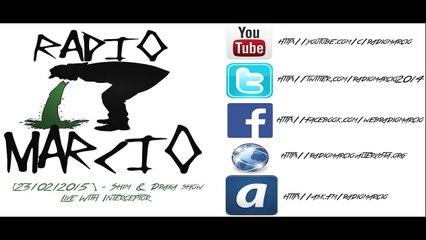 23/02/2015 - Shim & Draka Show - Live With Interceptor