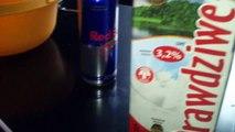 AmatorScI - Mix Red Bulla z Mlekiem / Red Bull With Milk Extreme
