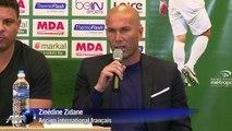 Football: Zidane croit le PSG capable de marquer 3 buts au Barça