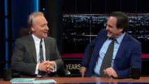 Oliver Stone & Bill Maher Debate State of Israel