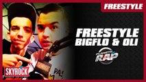 Freestyle de Bigflo et Oli en live dans Planète Rap !