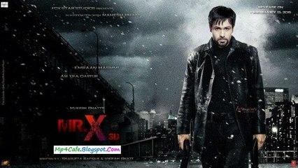 MR. X (2015) Hindi Movie Watch Online Full HD