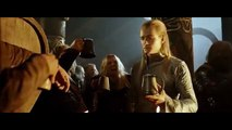 Lord of the Rings- The drinking, Legolas vs Gimli