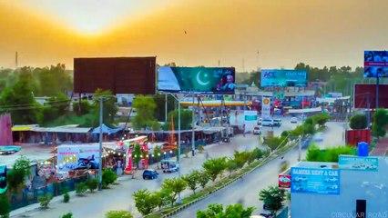 Amazing Bahawalpur City Time Lapse Video   Must Watch