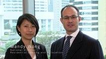 JLL Property Hong Kong NewsWire - Michael Klibaner and Mandy Long views about service apartments in Hong Kong