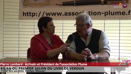 La Meuse se livre spéciale salon du livre #5 - dimanche 12 avril 2015