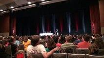 Start Trek TNG Panel Pt 1o7 Levar Burton Jonathan Frakes Wil Wheaton Phoenix Comicon