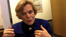 Dr. Sylvia Earle on ocean acidification, fish sandwiches and Stephen Colbert