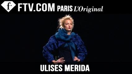 Ulises Merida F/W 2015-16 Runway Show   Madrid Fashion Week   FashionTV