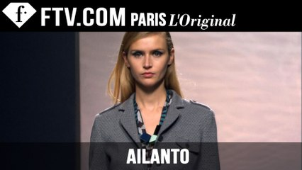Ailanto F/W 2015-16 Runway Show   Madrid Fashion Week   FashionTV