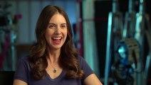 Get Hard, Interview Alison Brie