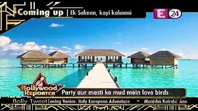 Vacations Par Hain Ranbir Katerina 21th April 2015 CineTvMasti.Com
