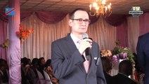 FUNERAILLE ENTERREMENT A KINSHASA (Lingala) Pasteur Allan Rich