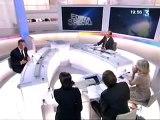 Sarkozy Face à Pulvar sur l'immigration - JT France 3