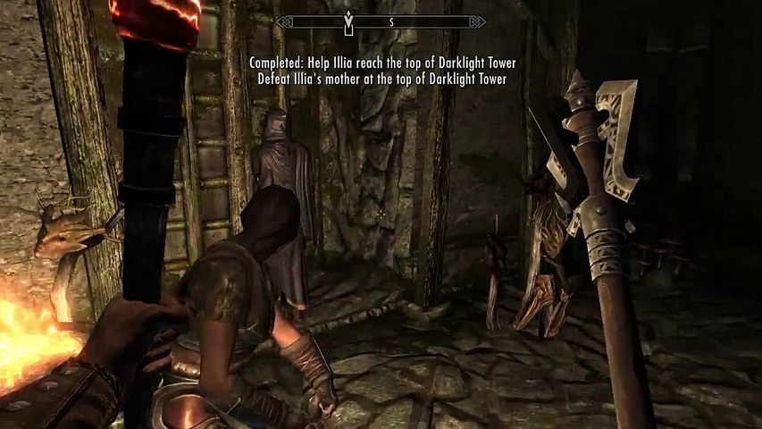 A Skyrim Journey - S1E28 - A Daughter's Sacrifice!!