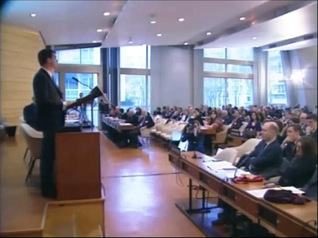 Manuel Valls à l'UNESCO