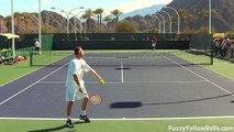 Marat Safin hitting in High Definition (Video 2)