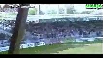 Aaqib Javed ODI Hat Trick against India at Sharjah 1991