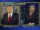 Frank Caliendo- George Bush Impersonation - Live on Letterman