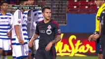 Video  Distraction worked  Sebastian Giovinco scores from perfect free kick after distracting keeper