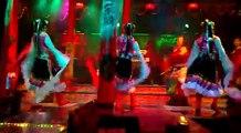 Some ethnic dancing at a Lijiang bar