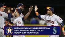 Astros v Mariners – Recap