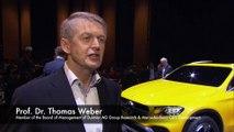 Mercedes-Benz Interview Prof. Dr. Thomas Weber at Auto Shanghai 2015