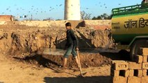 Brickmaking in India - Children, Education, by Ninash Foundation